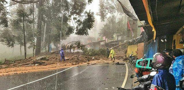 513 Bencana Gempur Indonesia Selama Dua Bulan di 2018