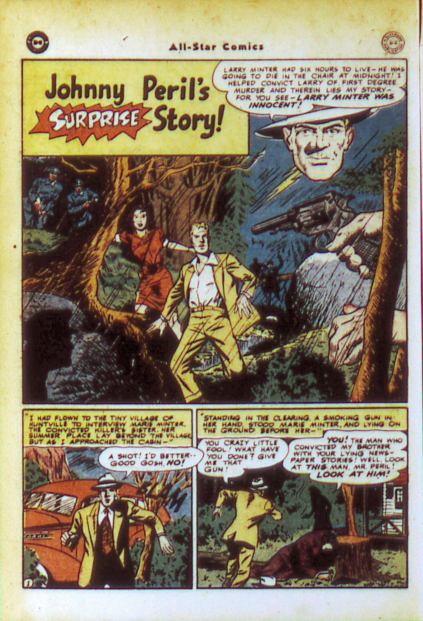 Read online All-Star Comics comic -  Issue #49 - 44
