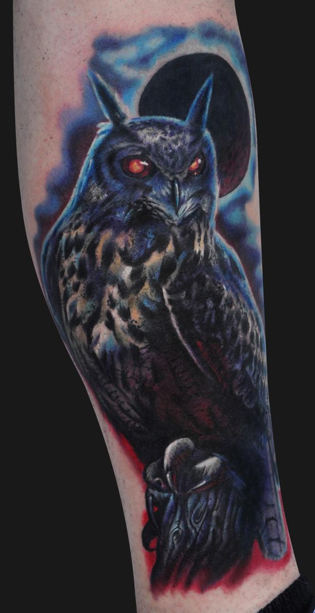 owl tattoo design idea images photos (39)