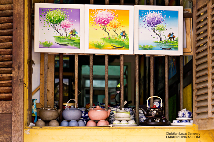 Hoi An Ancient Town Vietnam Stores