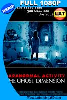 Actividad Paranormal 5: La Dimensión Fantasma (2015) Latino Full HD 1080P - 2015