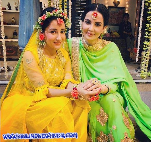 Rukhsar Rehman and Priyanka Kandwal