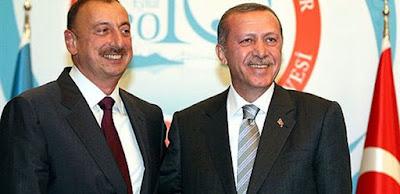 türk ve azeri başbakanları