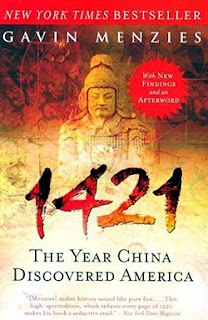 1421 - The Year China Discovered America