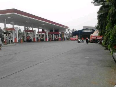SPBU Dijual : Jl Raya Mustika Sari No 108  Kota Bekasi