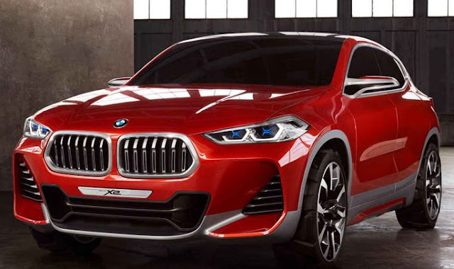 2018 BMW X2 Spy Photos, Specs And Price