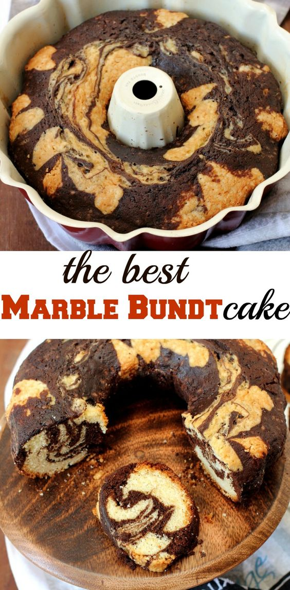 ★★★★☆ 4202 ratings        | MARBLE BUNDT CAKE #MARBLE #BUNDT #CAKE #SWEET