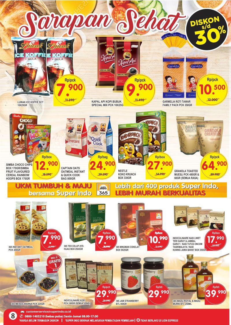 Katalog Harga Promo Superindo