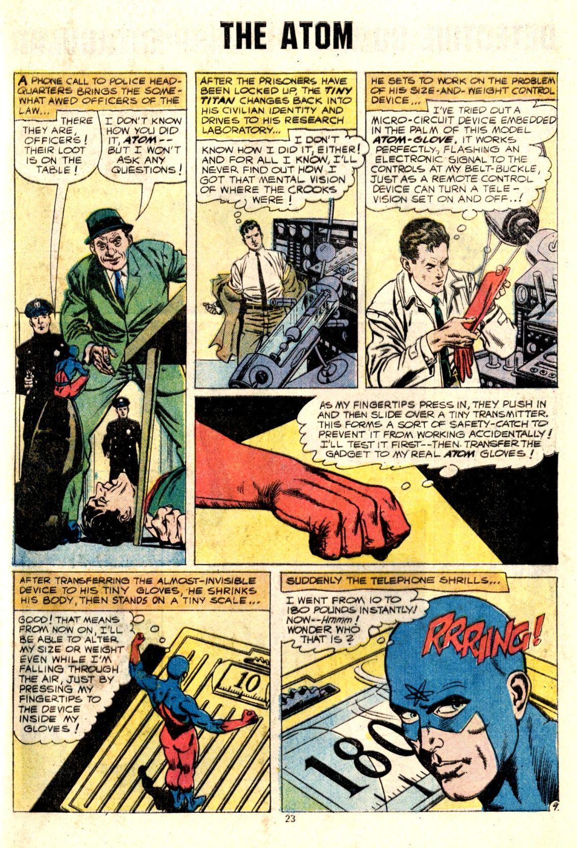 Detective Comics (1937) 438 Page 22
