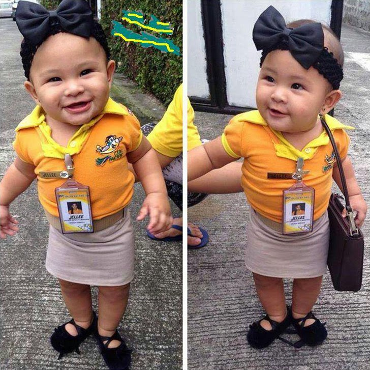 Cebu Pacific's 'Cutest Flight Attendant'