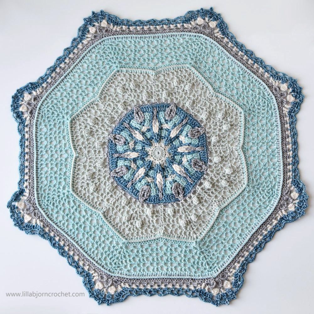 Simys Year of Mandalas_April_designed by www.lillabjorncrochet.com