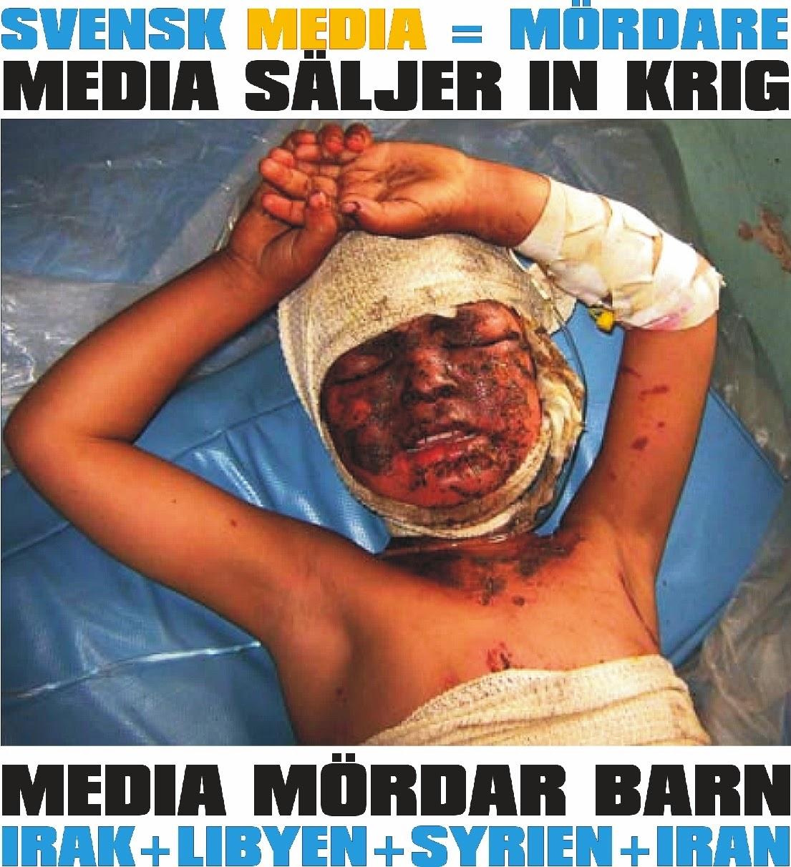 Media MANIPULERAR världen till KRIG