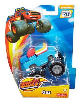 TOYS : JUGUETES BLAZE Y LOS MONSTER MACHINES - Gus Mattel 2016 | Serie Televisión Nickelodeon | Fisher-Price A partir de 3 años  Comprar en Amazon España & buy Amazon USA
