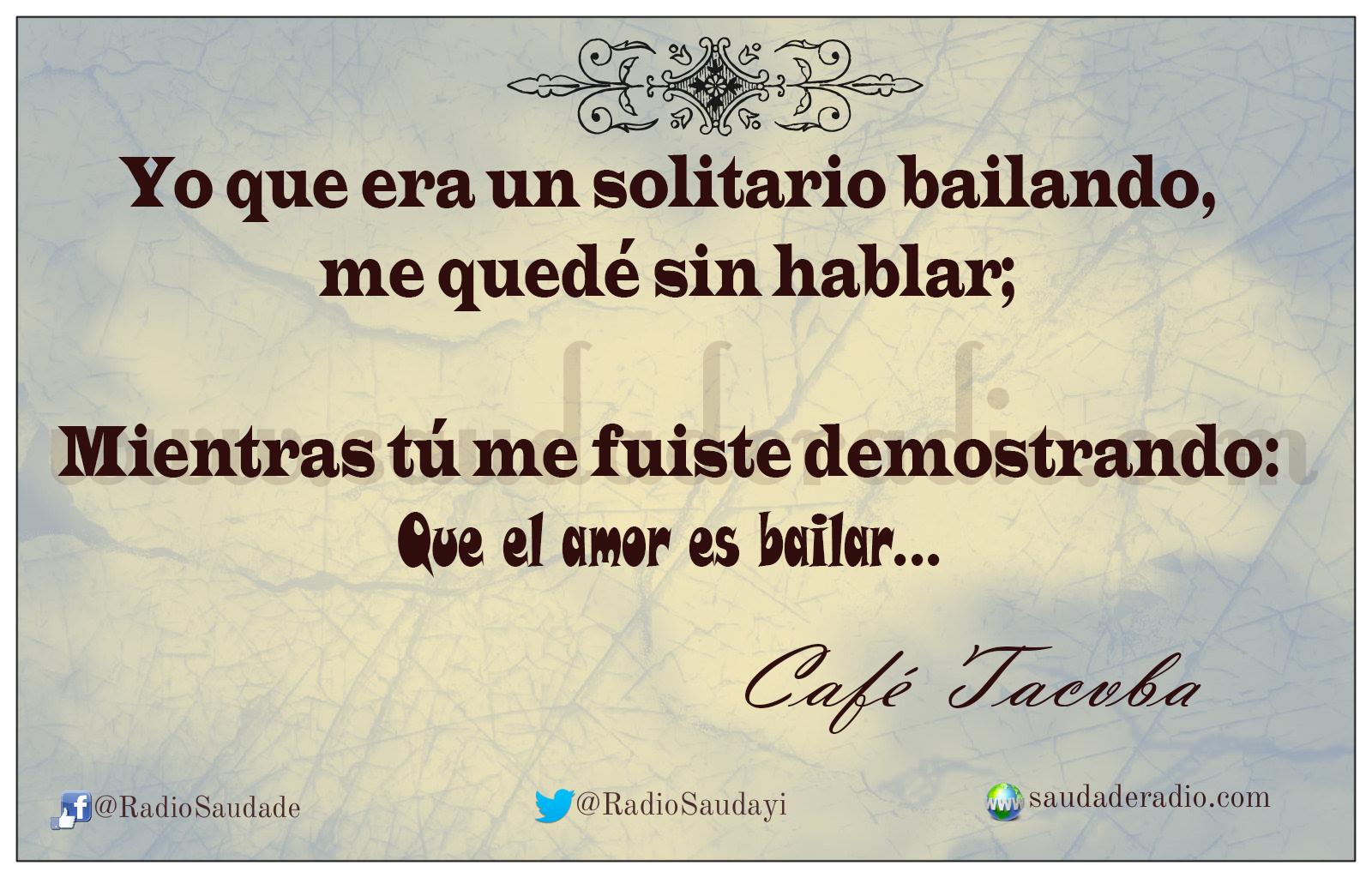 Frases De Amor Cafe Tacuba O Gapura