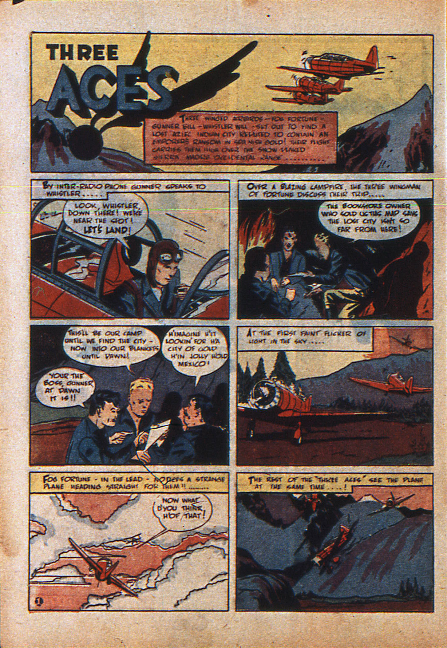 Read online Action Comics (1938) comic -  Issue #23 - 29