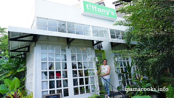 Tiffany's Confections - Bacolod restaurant