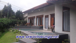 Villa Keluarga lembang bandung private pool