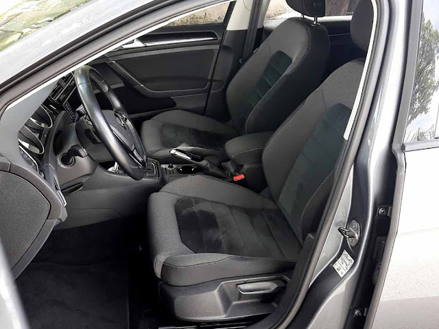 VW Golf 2015 TSI - Porta-malas