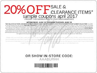 Lord & Taylor coupons april