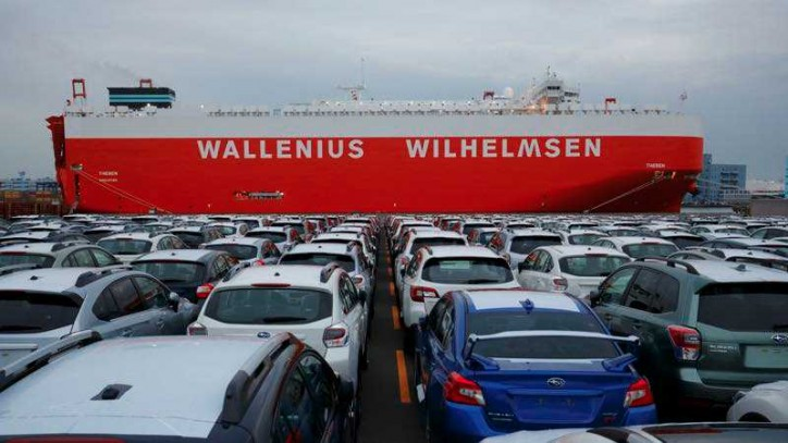 Wallenius Wilhelmsen Logistics adds MV Theben to its fleet of HERO vessels