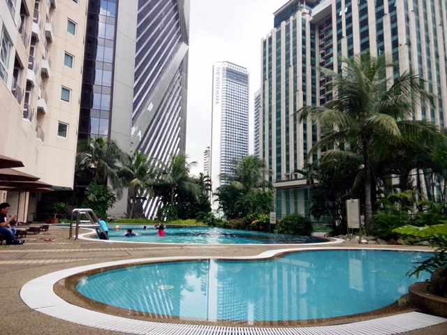 facilities in pnb perdana hotel