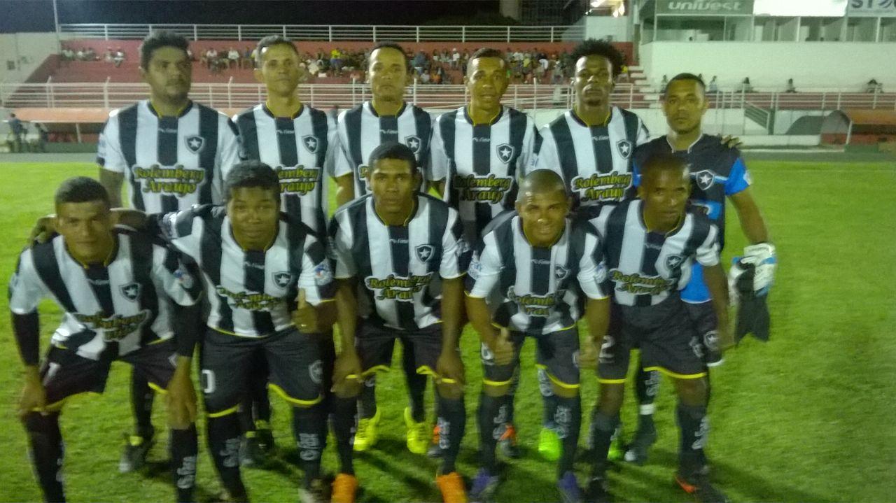 Botafogo vence São Lourenço de virada e assume provisoriamente a liderança  do grupo A cbcfc09c8d3e1