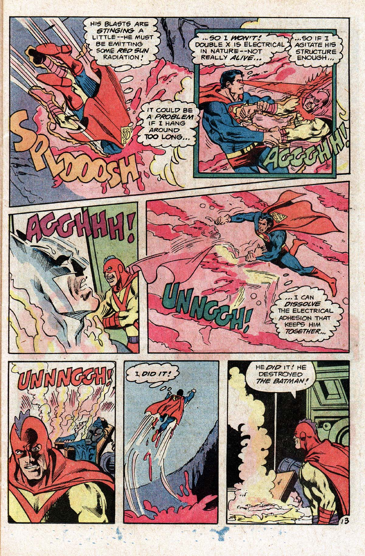 Read online World's Finest Comics comic -  Issue #276 - 15