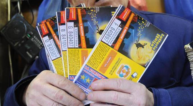 Lotteria Italia 6 gennaio 2018: tutti i biglietti vincenti