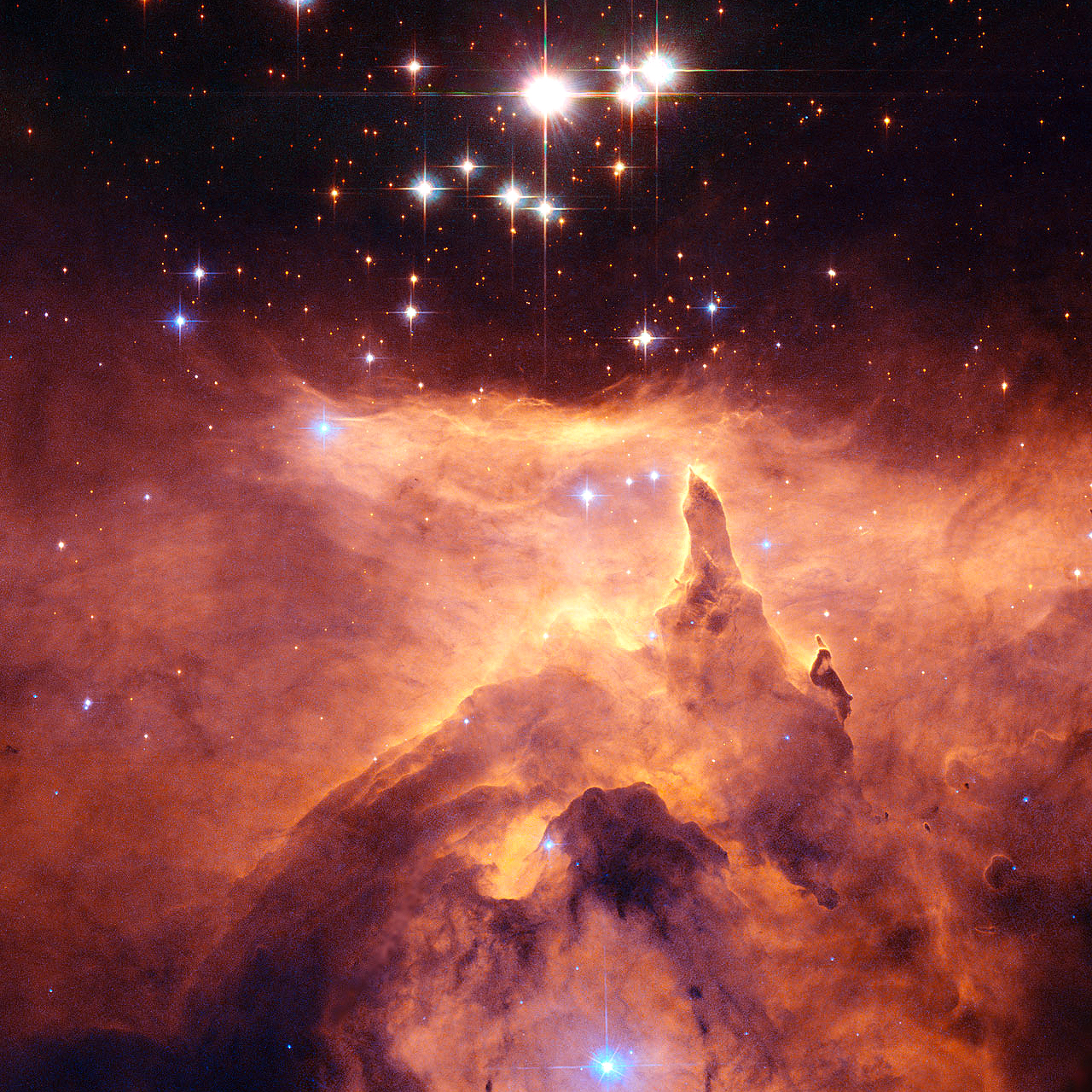 hubble telescope pictures of two suns - photo #32