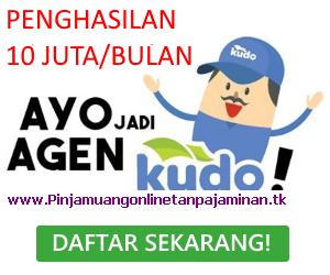 DAFTAR SEKARANG JADI AGEN KUDO TANPA MODAL UNTUNG BESAR