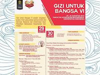 Seminar Nasional Gizi Untuk Bangsa