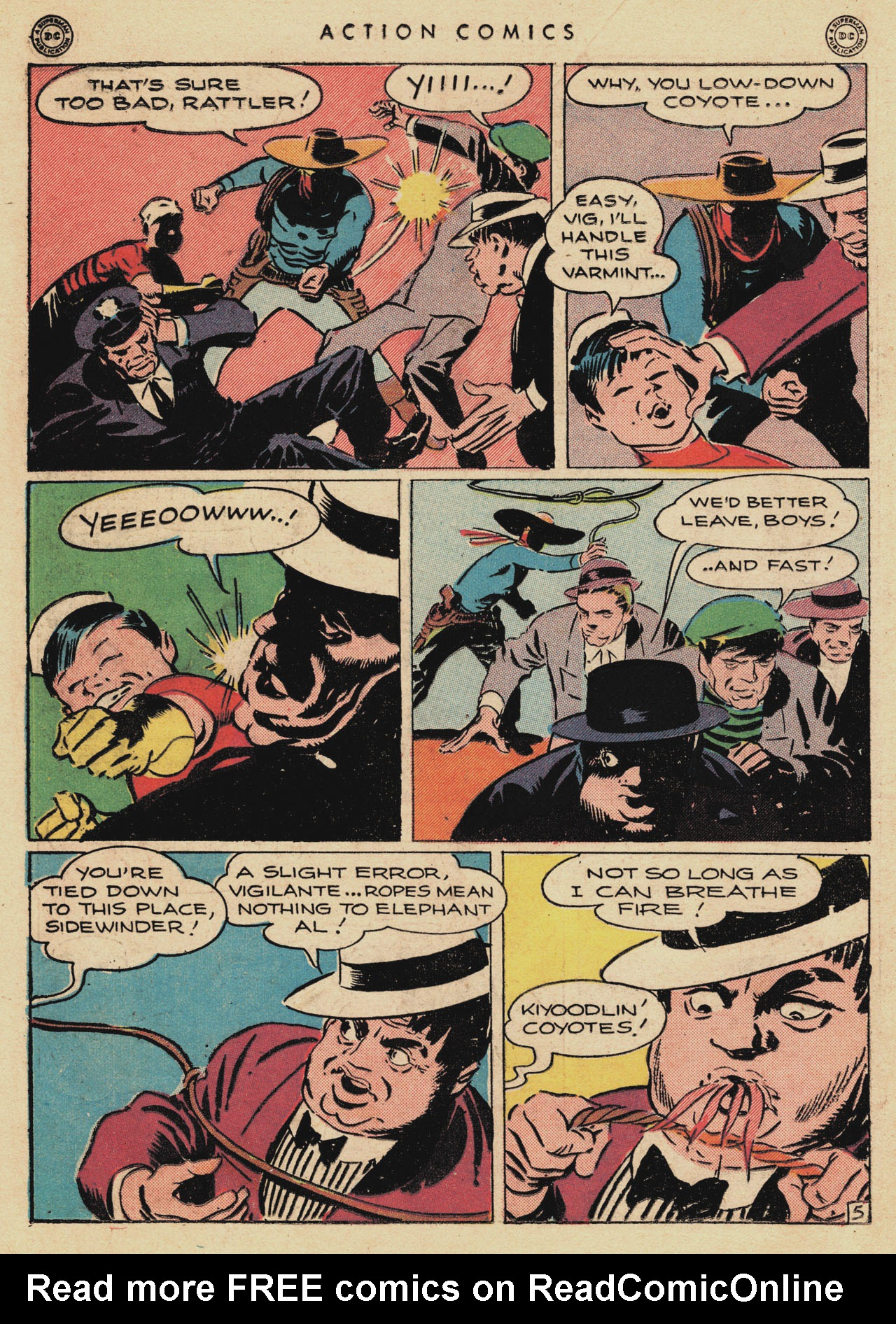 Read online Action Comics (1938) comic -  Issue #94 - 26