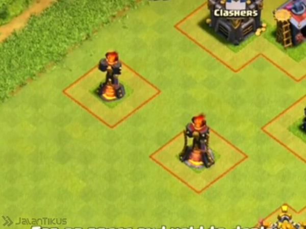 inferno tower level 9 , coc