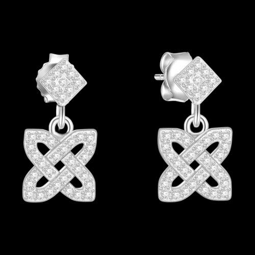 Pure Love Earrings Silver
