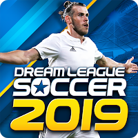 Dream League Soccer 2019 APK MOD Gojek Liga 1 Indonesia PSM Makasar Full Unlocked