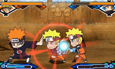 Naruto Powerful Shippuden screenshot 3