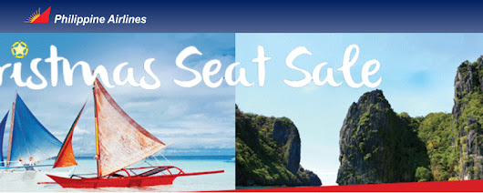Philippine Airlines CHRISTMAS SEAT SALE 2015