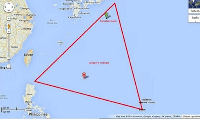 Is this the NEW Bermuda Triangle? Planet-today.com