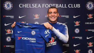 Mateo Kovacic's arrival at Chelsea means new-look trio is complete