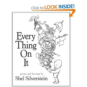 Thy Word: Shel Silverstein books...