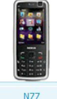 Nokia N77 RM 194 RM 195 All firmware versions