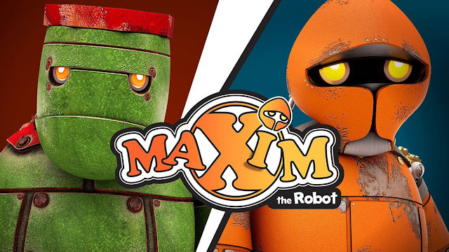 Maxim The Robot apk v1.1.23