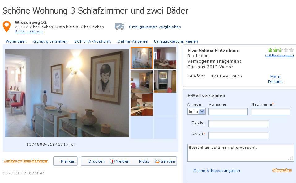 alias gunther sepp sch ne wohnung 3 schlafzimmer und zwei b der. Black Bedroom Furniture Sets. Home Design Ideas