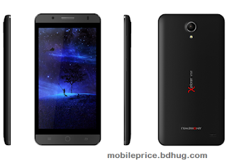 Symphony Xplorer V52 Feature, Specification, Price In Bangladesh