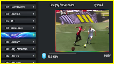 NEW AWESOME IPTV APK WITH AMAZING CHANNELS