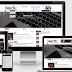 Ijonkz White & Dark Responsive Blogger Template