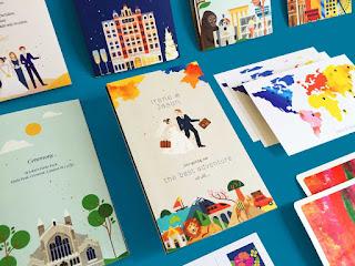 original tarjetas de bodas