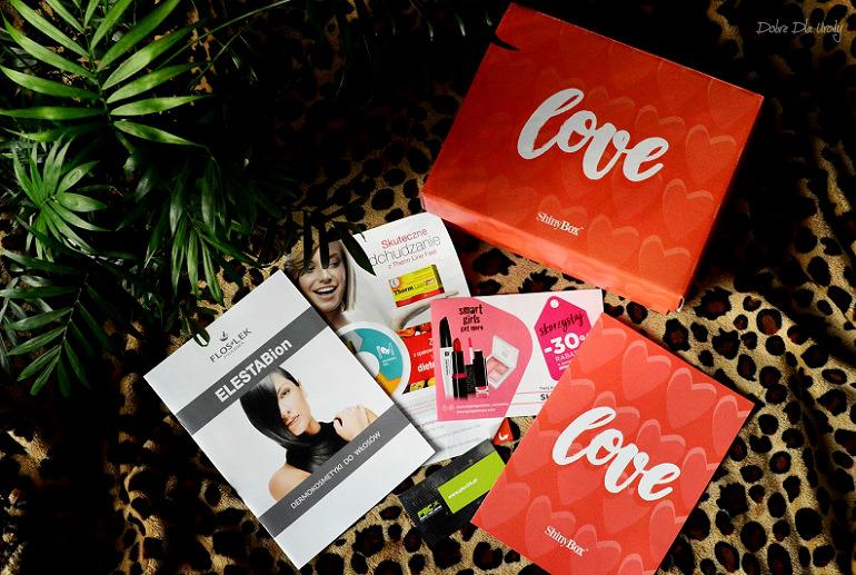 ShinyBox LOVE ♥ lutowe pudełko Shiny