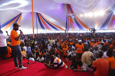 Joho in Homabay. PHOTO | FILE
