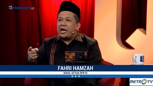 Ini Yang Akan Dilakukan Fahri Hamzah Jika Jadi Ketua KPK, Sontak Tepuk Tangan Bergemuruh
